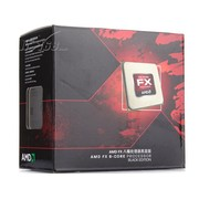 AMD FX系列八核 FX-8350 盒装CPU(Socket AM3+/4.0GHz/16M缓存/125W)