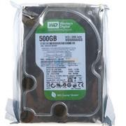 西部数据 500G 5000AADS 7200转32M SATAII 3.5英寸台式机硬盘