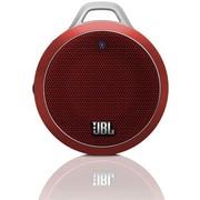 JBL 无线蓝牙音乐盒 Micro Wireless 超强低音 5小时续航 红色