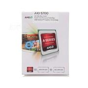 AMD APU系列四核 A10-5700 盒装CPU(Socket FM2/3.4GHz/4M缓存/HD 7660D/65W)