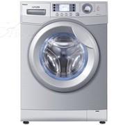 海尔 (Haier)XQG60-S1086AM 6公斤全自动滚筒洗衣机(银色)