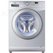 海尔 (Haier)XQG70-1279 7公斤全自动滚筒洗衣机(银色)