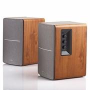 漫步者 R1200TII 300元内最强悍书架音箱 经典外形 优雅大气