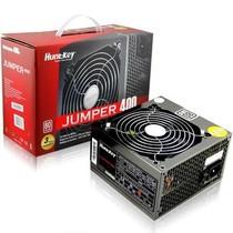 航嘉 额定400W jumper400 电源(80plus白牌/主动PFC/全电压/智能温控/背部走线)产品图片主图