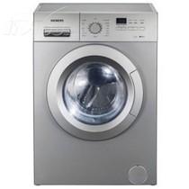 西门子 (SIEMENS)WM08X168TI 5.2公斤全自动滚筒洗衣机(银灰色)产品图片主图