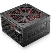 游戏悍将 额定500W 红警RPO500 电源 (主动式/额定500W宽幅/智能温控)