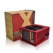 安钛克 额定400W BP400PX 电源(12V采用双路设计/12CM静音风扇/工业级电路保护/橘红色外观设计)
