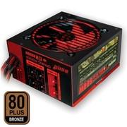 游戏悍将 红星R600M 电源 80铜牌/模组化/额定600W