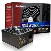 航嘉 500W 电源 多核WD500(双管正激/支持90到265伏电压)产品图片主图