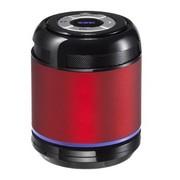 飚王 B1 蓝牙+插卡数码音箱 支持语音通话 高保真音质 红+黑色