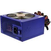 全汉 额定500W 蓝暴炫动Ⅱ代500W电源 (温控静音风扇/单路12V/宽幅电源/超长线材支持背线)