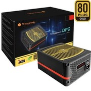 Thermaltake 额定850W Toughpower DPS TPG-0850D 数字电源(80PLUS金牌/全模组/智能数位控制APP)