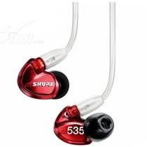 舒尔 SHURE SE535LTD 舞台绕耳(红色)产品图片主图