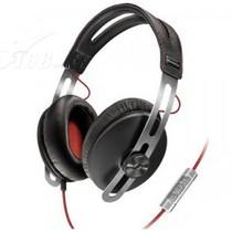 森海塞尔 MOMENTUM 奢华复古耳机 精致皮革耳垫 线控通讯 可插拔耳机线 传奇音质 棕色产品图片主图