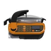 捷赛 JSC-E153 多功能自动烹饪锅 电炒锅 电炖锅 电火锅  3.5升