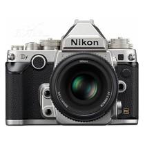 尼康 Df 单反套机 银色(AF-S 50mm f/1.8G 镜头)产品图片主图