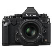 尼康 Df 单反套机 黑色(AF-S 50mm f/1.8G 镜头)