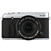 富士 X-E2 单电套机 银色(XF 18-55mm F2.8-4 R LM OIS 镜头)