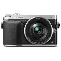 松下 GX7 单电套机 银色(20mm F1.7 镜头)产品图片主图