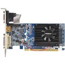 技嘉 GV-N210D3-1GI 590MHz/1200MHz 1024MB/64 bit DDR3 PCI-E 半高显卡产品图片主图