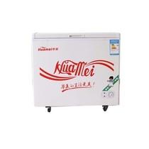 华美 BC/BD-162 162升冷藏冷冻转换型 单温铜管冷柜 162邦迪管产品图片主图
