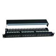 TCL 超五类24口屏蔽配线架PDB1124