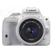 佳能 EOS 100D 单反套机 白色(EF 40mm f/2.8 STM 镜头)