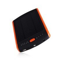斯丹德 S23000 聚合物电芯 23000mAh 太阳能笔记本移动电源 橙色产品图片主图