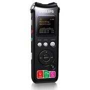 飞利浦 VTR8000 8GB  集成摄像头录音笔 锖色