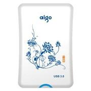 爱国者 HD616 移动硬盘 1TB(白色)