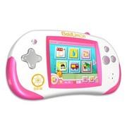 金柠檬(Goldlimon) K35-4G-桃红 儿童全智能掌上电脑 语音动画系统 宝贝云免费下载视频点读故事机育天才