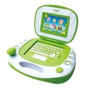 早学好(ZiXiHO) K1 早教机幼儿宝贝电脑 4G可扩展 90张卡片57个FLASH场景 绿色