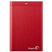 希捷 Backup Plus新睿品 1TB 2.5英寸 USB3.0移动硬盘 红色 (STBU1000303)