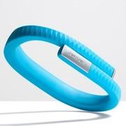 Jawbone up 智能手环 计步器 ios/android平板设备等通用 M号 蓝色