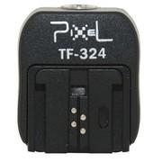 品色 TF-324 热靴转换器(佳能尼康转索尼专用)