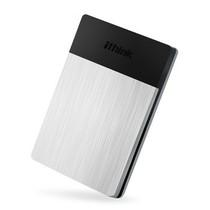 埃森客 2.5英寸朗睿系列 移动硬盘320G (银色)产品图片主图