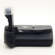品色 E7 单反相机电池盒手柄 黑色(佳能7D手柄)