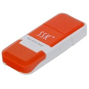飚王 风云系列TF/Micro SD读卡器SCRS022(颜色随机)
