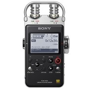 索尼 PCM-D100 数码录音棒旗舰型号 专业DSD录音格式/ 大直径定向麦克风 32G