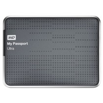 西部数据 My Passport  Ultra USB3.0 2TB 超便携移动硬盘 (钛)BMWV0020BTT产品图片主图