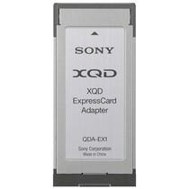 索尼 QDA-EX1 XQD卡ExpressCard适配器产品图片主图