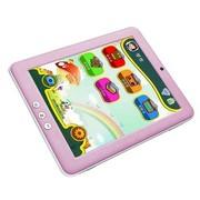 卡布休(CAPPSU) 9.7英寸Tapkid 第二代IPS屏 康宁玻璃 三星蜂鸟CPU 亲子平板 内含早教资源 32G 粉红色