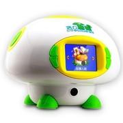 影巨人 活力蘑菇儿童故事机 K62 首款彩屏触控故事机  儿童早教机器