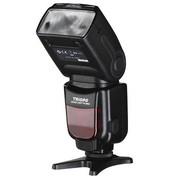 捷宝 TR-680Ⅱ 闪光灯 黑色手动对焦佳能尼康通用闪光灯