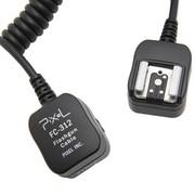 品色 FC-312/M(3.6M) 闪光灯离机连接线 尼康相机专用
