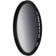 耐司 DUS GC GRAY 77mm 圆形渐变灰镜 超薄中灰密度GND滤镜 无暗角 减一档 平衡光比 灰变区透光50%