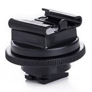 柏灵 KP-S1 索尼SONY 摄像机小热靴转换标准热靴转换头 转接头 摄像灯摄像机专用附件