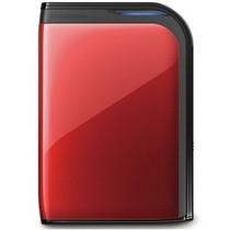 巴法络 2.5英寸 移动硬盘 USB3.0 HD-PZ500U3R-CH  500G(红色)产品图片主图