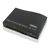 优越者 Y-9302 USB3.0多合一专用读卡器(SD/CF/MS/M2)产品图片主图