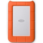 LaCie Rugged Mini系列2.5英寸USB3.0移动硬盘 500GB(301555)